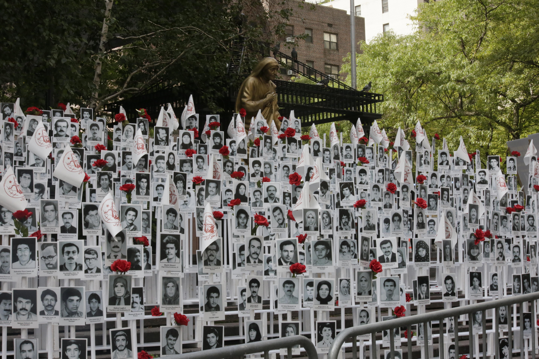 US House of Representatives Votes to Condemn Iran Massacre